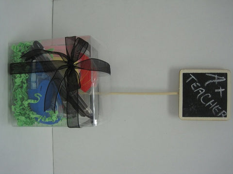 Creative Packaging - Teacher's gift