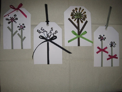 Creative Packaging - Twist Tie Tags