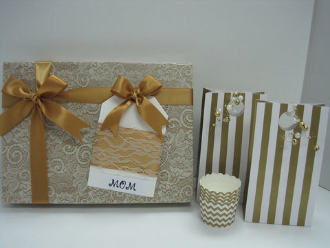 Mothers Day Vintage Gift Wrap