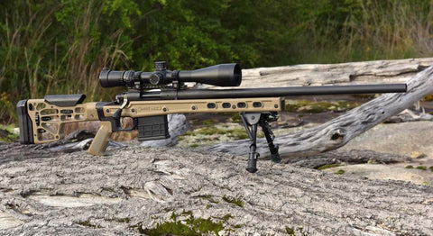 MDT HS3 Chassis - Remington 700 Short Action