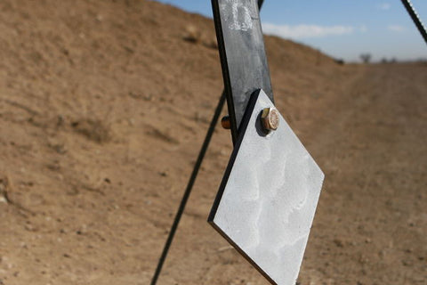 AA Targets - AR500 Competition Targets - Diamond/Square Cut or Circle Cut