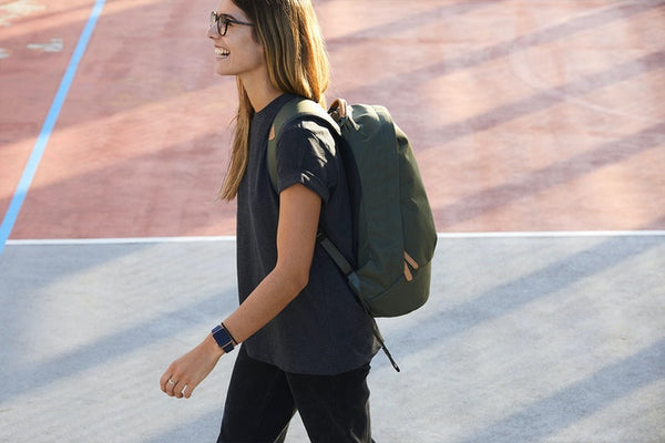 Bellroy backpacks are great for teens and adults hitting the books in September.