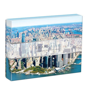 Gray Malin New York City Double Sided Puzzle