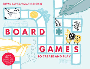 Board Games to Create and Play Book