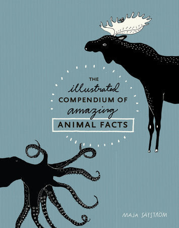 Illustrated Compendium of Animal Facts