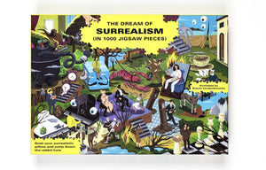 The Dream of Surrealism Puzzle