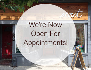 In Store Roncy Appointment