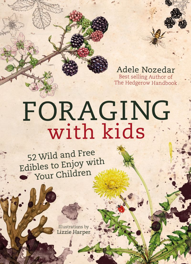 Foraging With Kids Book