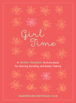 Girl Time Activity Book