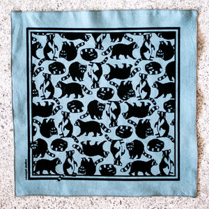 Printed Cotton Handkerchief