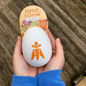 Hatch & Grow Seed Kit