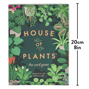 House of Plants Card Game