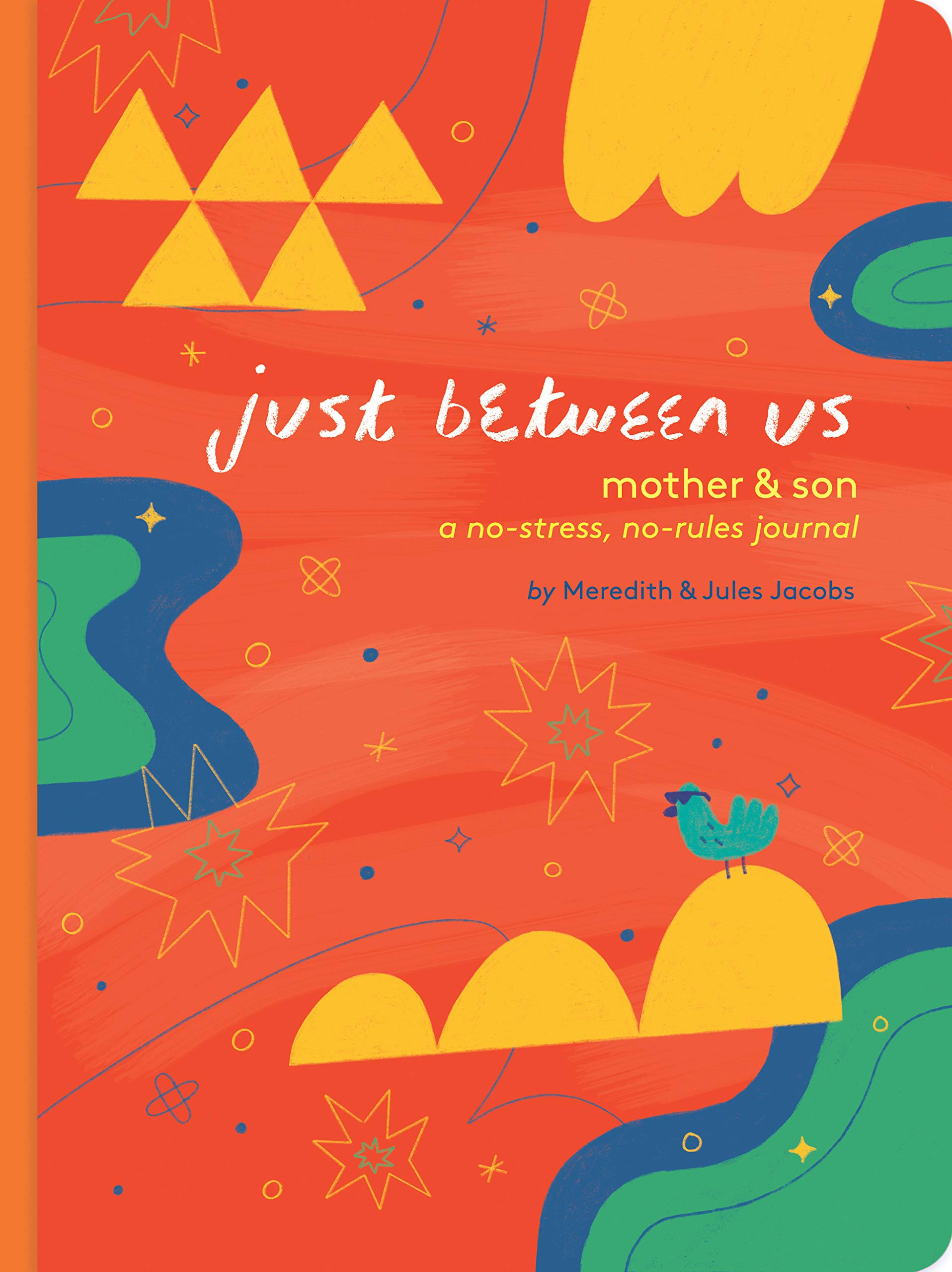 Just Between Us Journal: Mother/Son