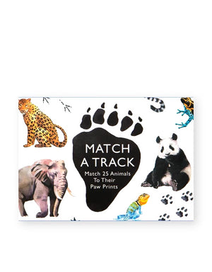 Match a Track Matching Game