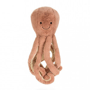 Plush Odell Octopus Stuffie