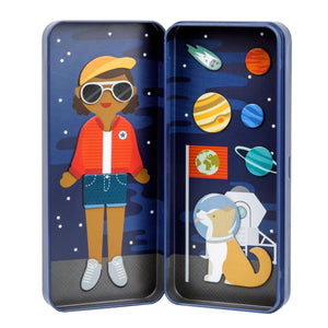 Space Bound Magnetic Dress-Up