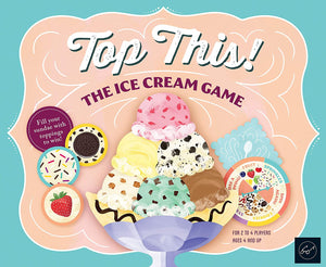 Top This! Ice Cream Game