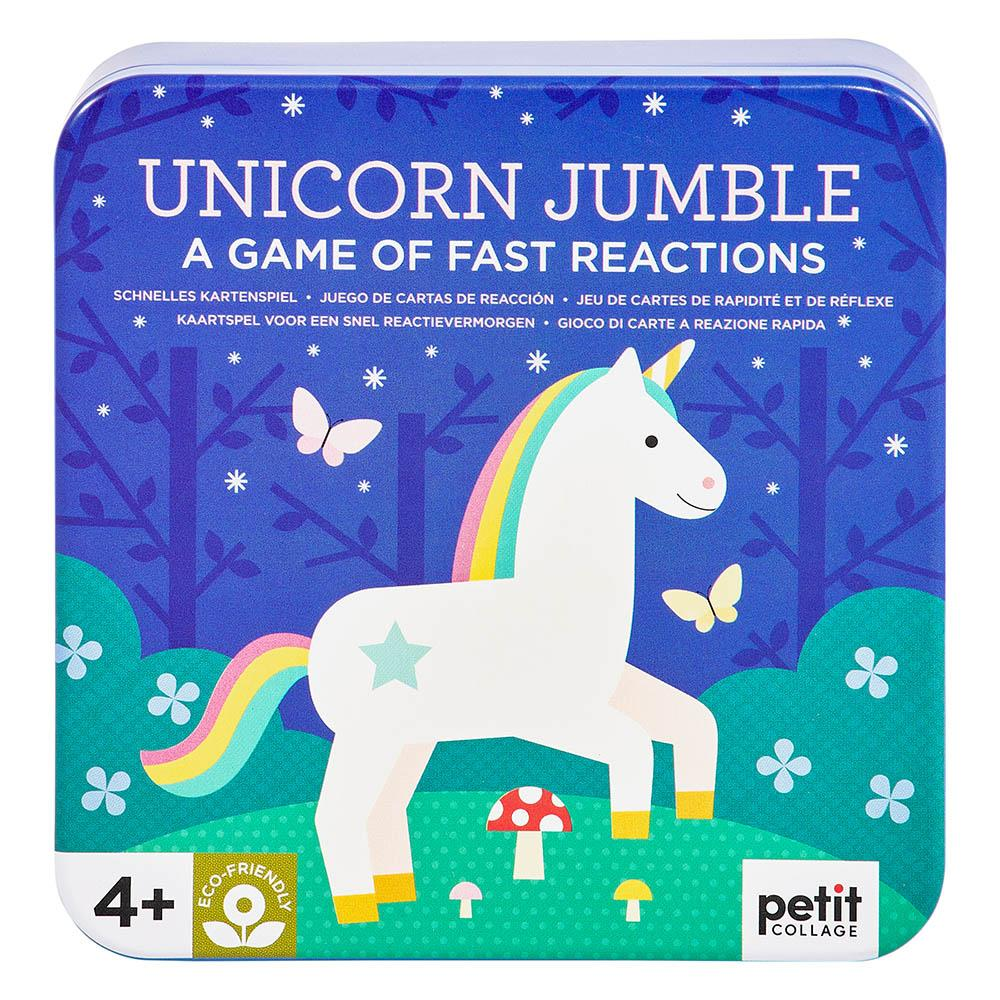 Unicorn Jumble Card Game