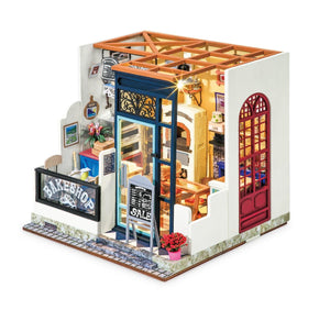 Bake Shope DIY Miniature House Kit