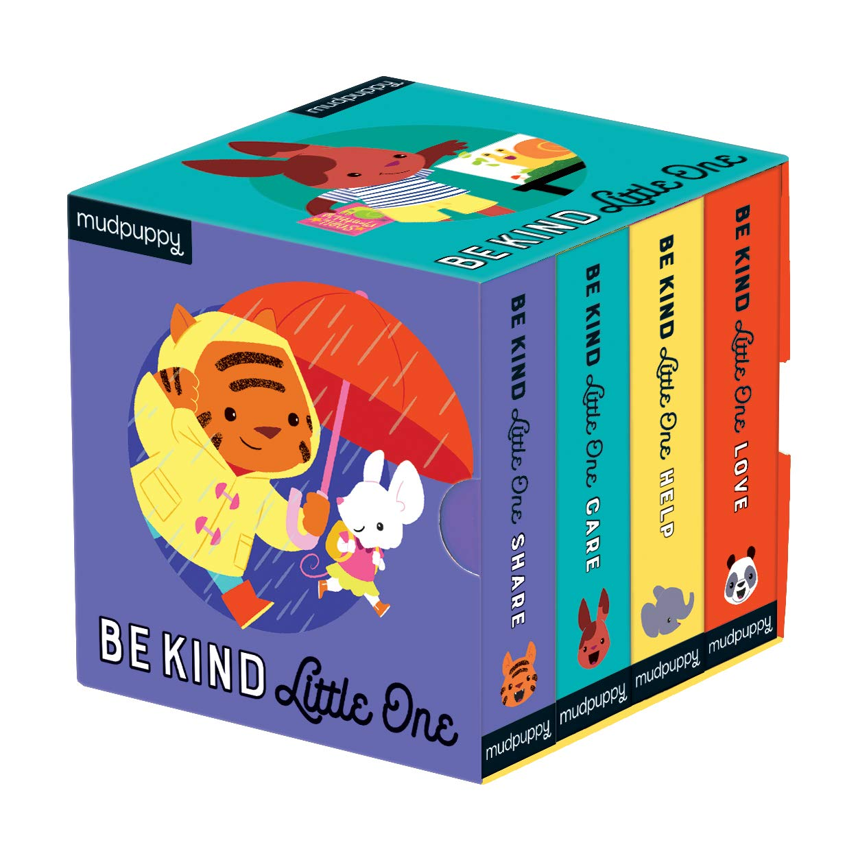 Be Kind Board Book Set