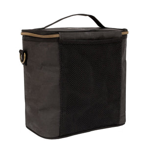 Large Black Paper Cooler