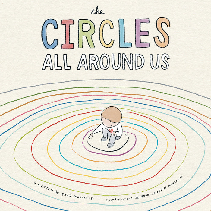 The Circles All Around Us Book