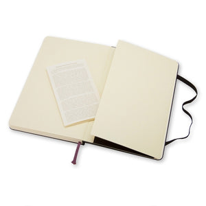 Moleskine Large Notebook