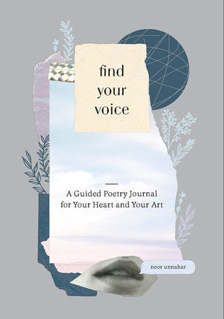 Find Your Voice: A Guided Poetry Journal