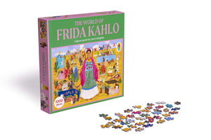 World of Frida 1000 Piece Puzzle