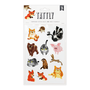 Tattly Tattoo Sheet Set