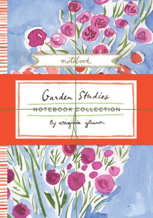 Garden Studies Set 3 Notebooks