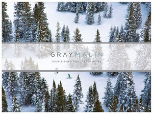 Gray Malin Double Sided Snow Puzzle