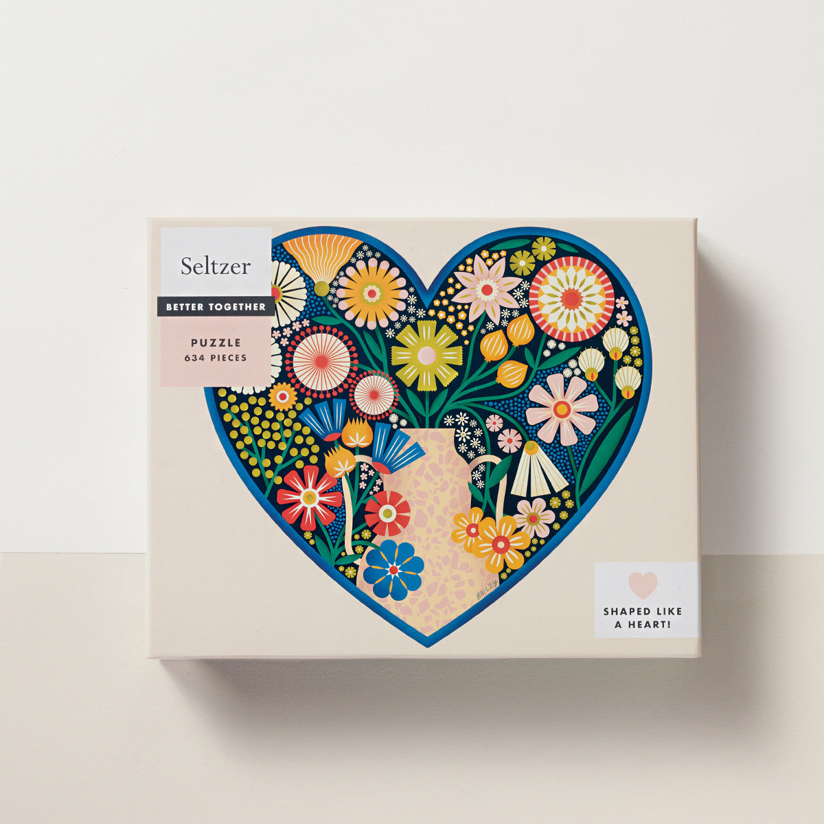 Heart Bouquet Puzzle