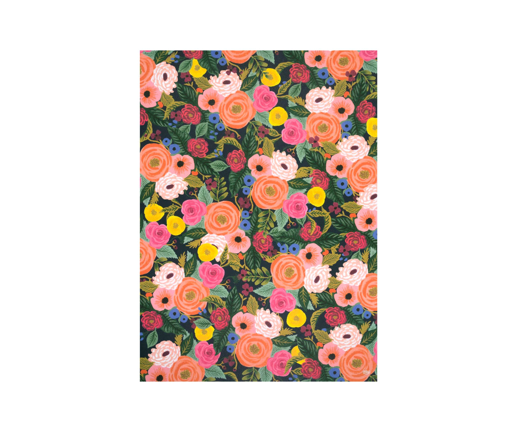 Juliet Rose Floral Wrap Roll