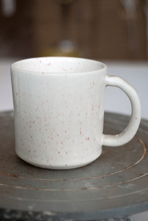 Little Bits Speckled Mug