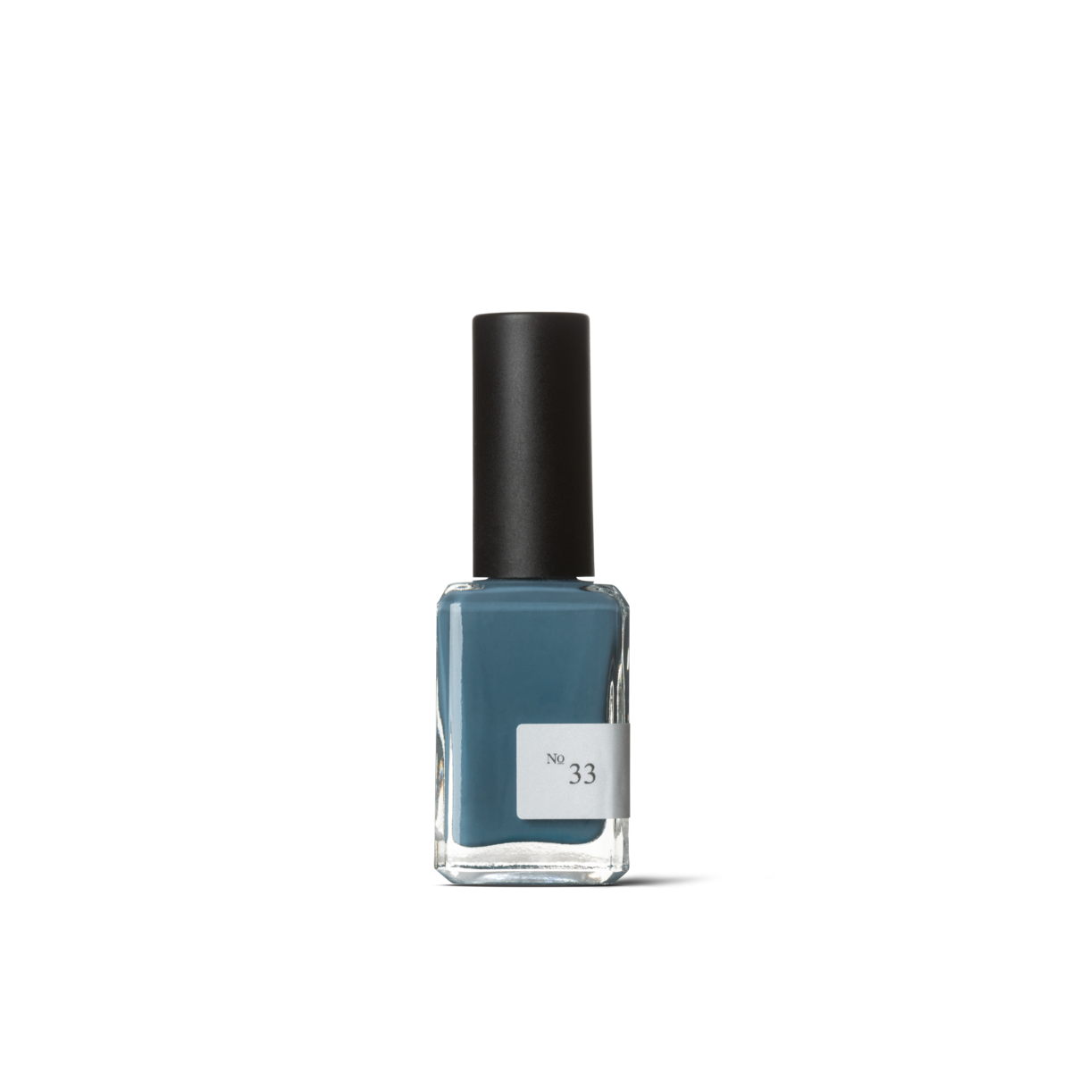 No. 33 Steel Blue Nail Polish