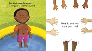 Our Skin: A First Conversation About Race Board Book
