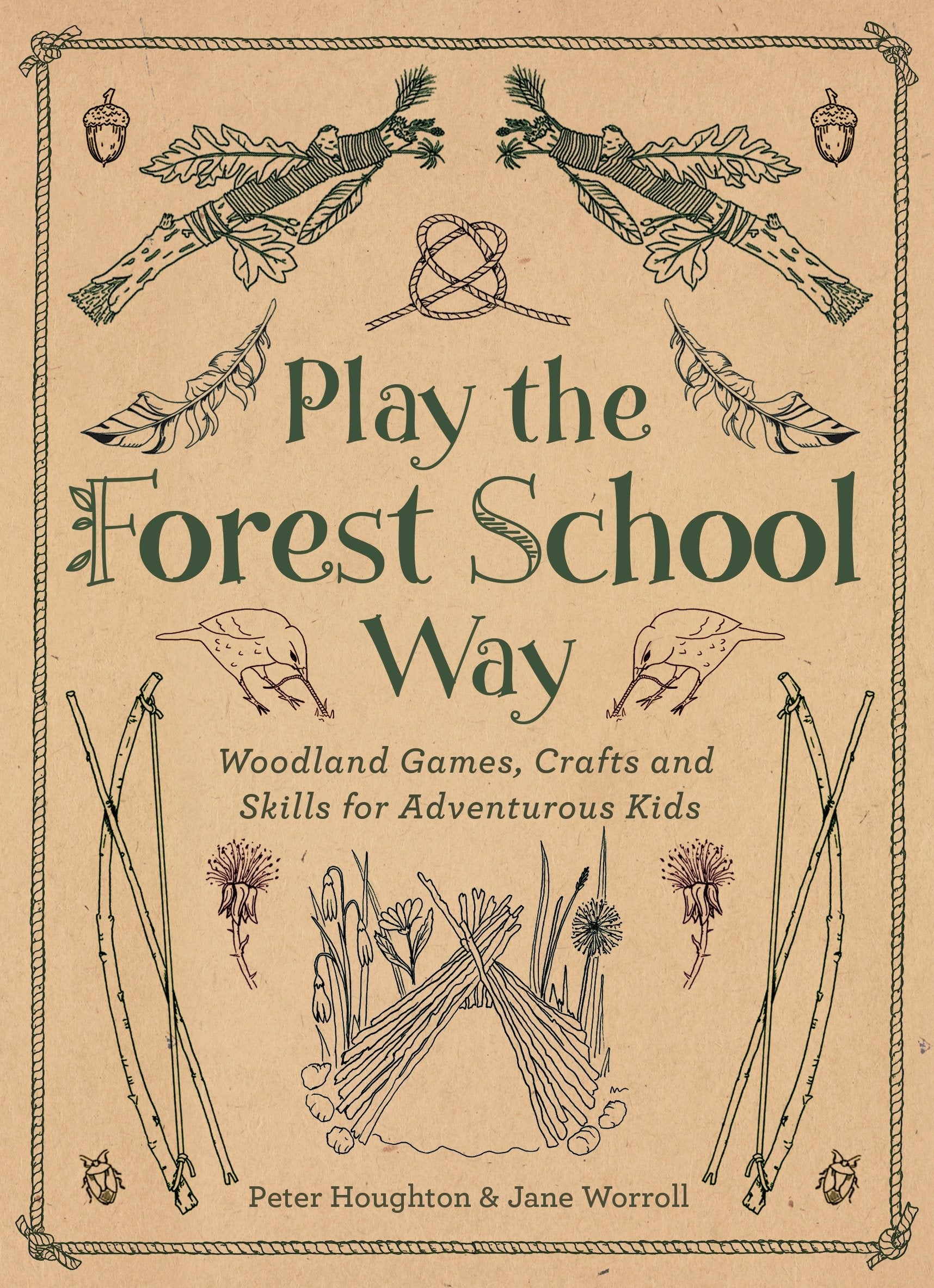 Forest School Way Book