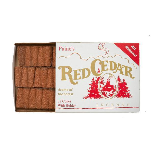 Cedar 32 Incense Cones