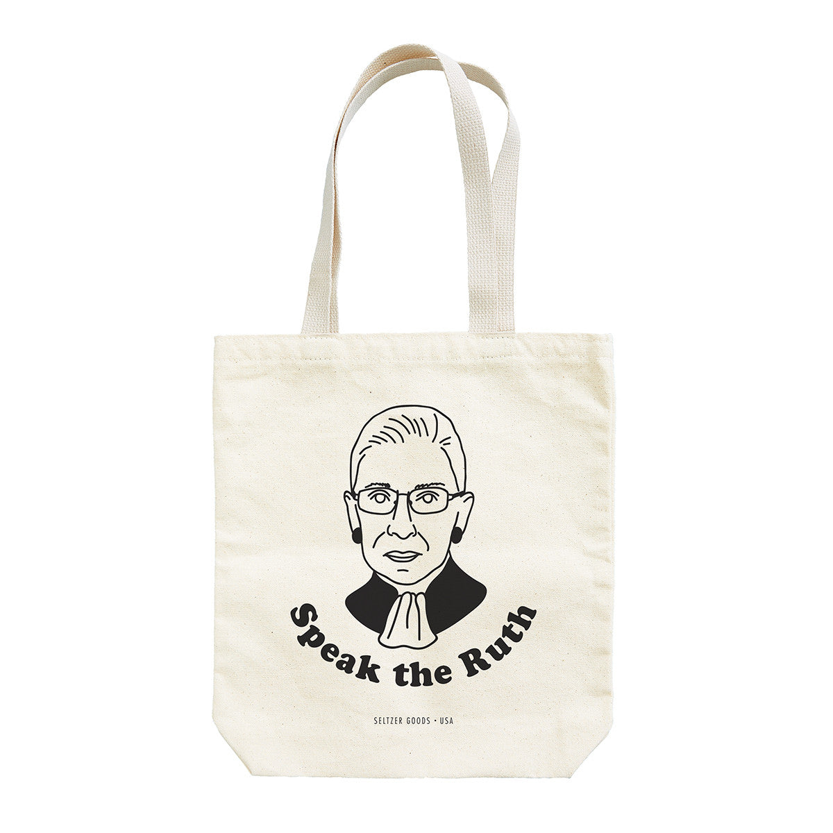 Speak The Ruth Tote Bag