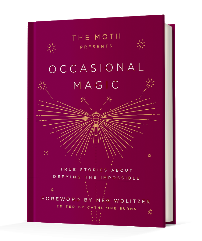 The Moth: Occasional Magic Book
