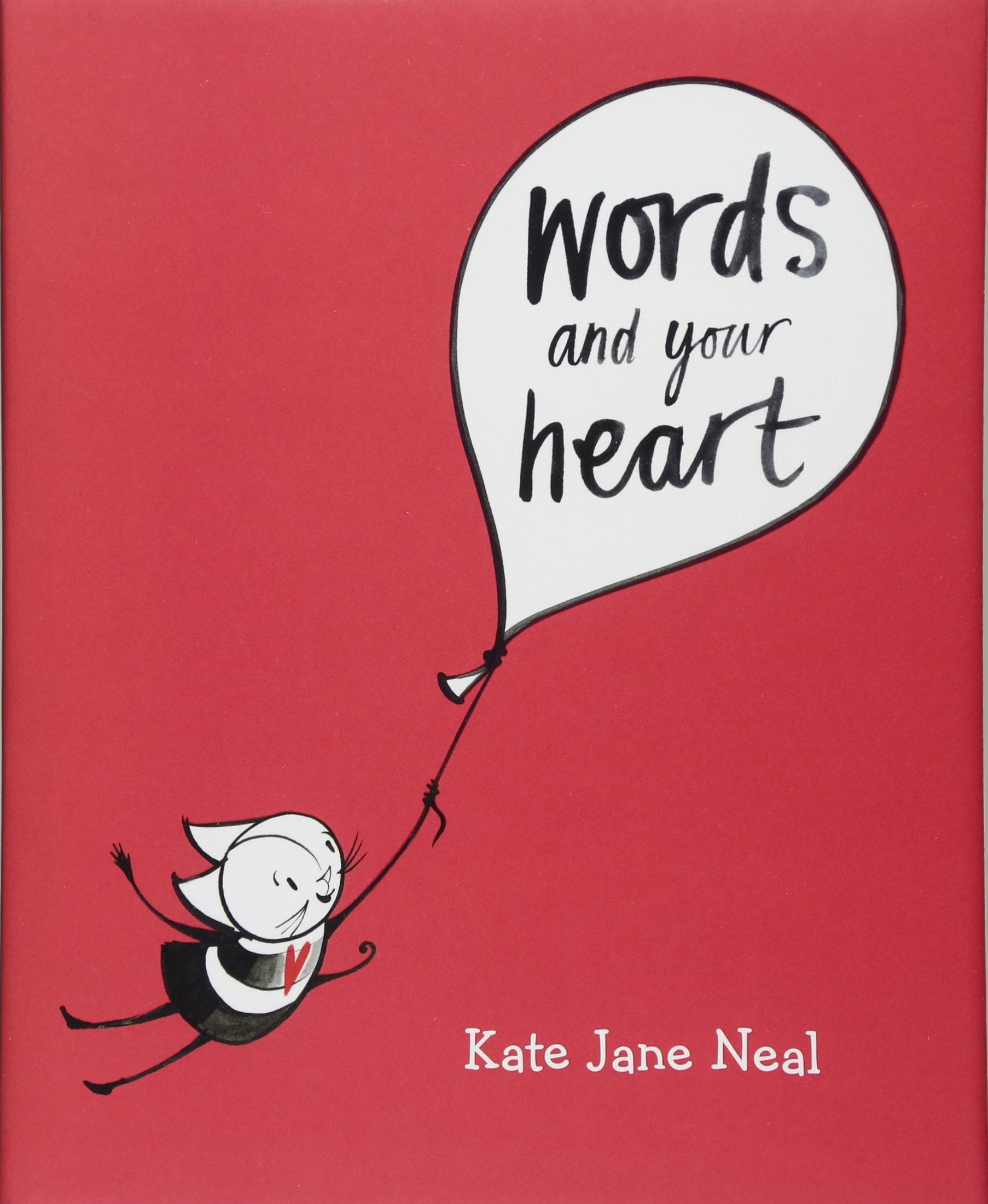 Words and Your Heart Book