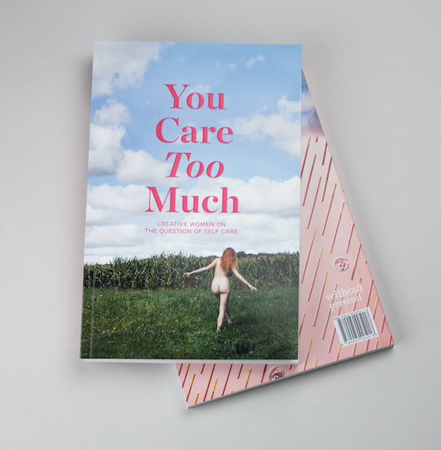 You Care Too Much Book