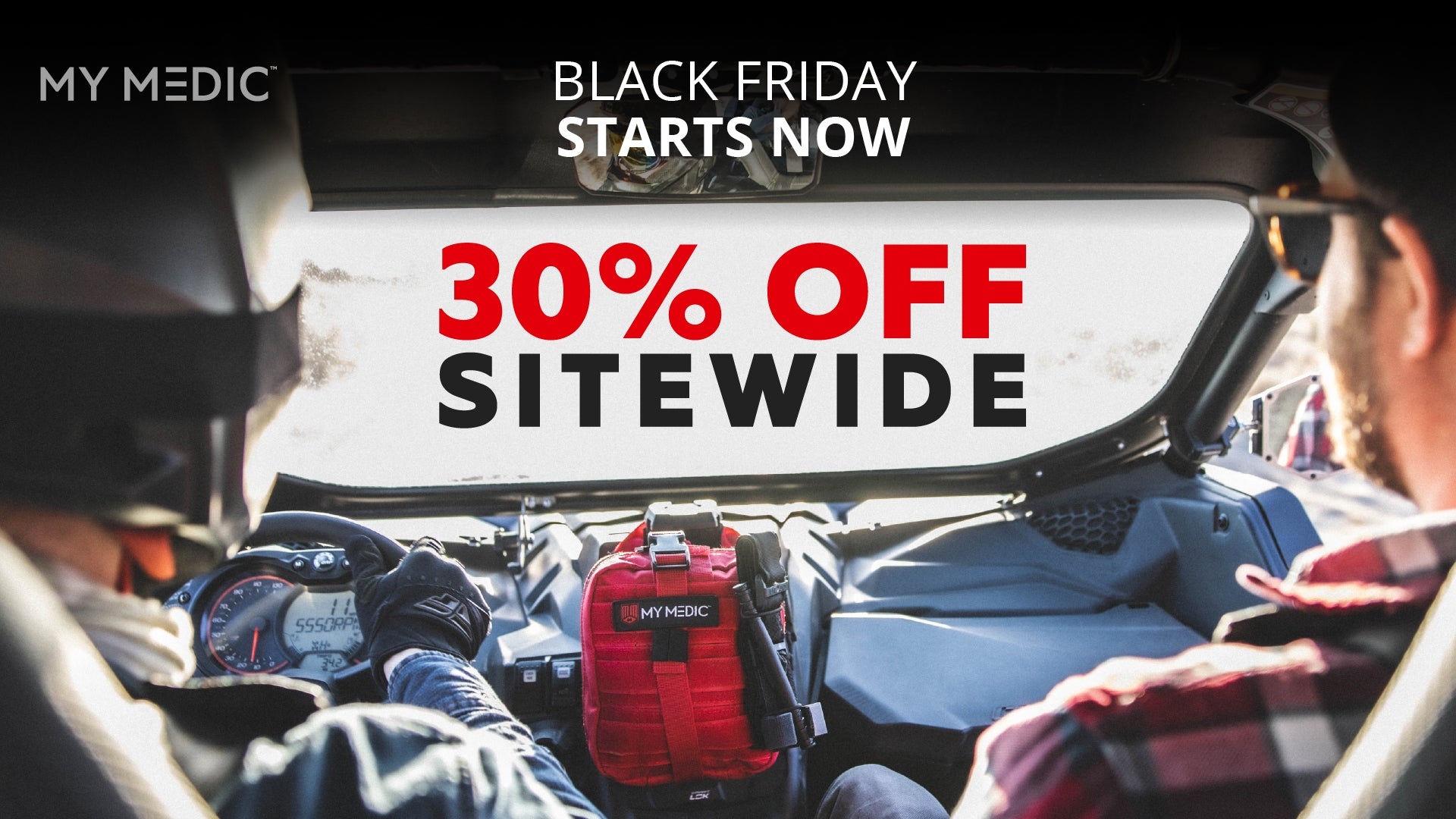 Black Friday: Shop Early, Ship Early