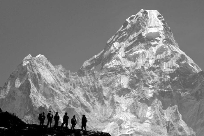 Saving Lives On Mount Everest