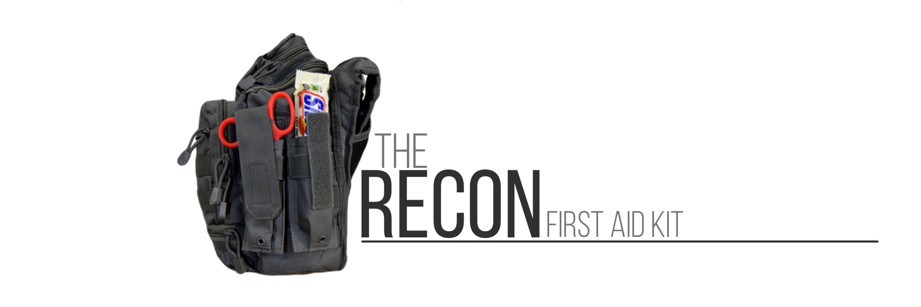 The Recon First Aid Kit