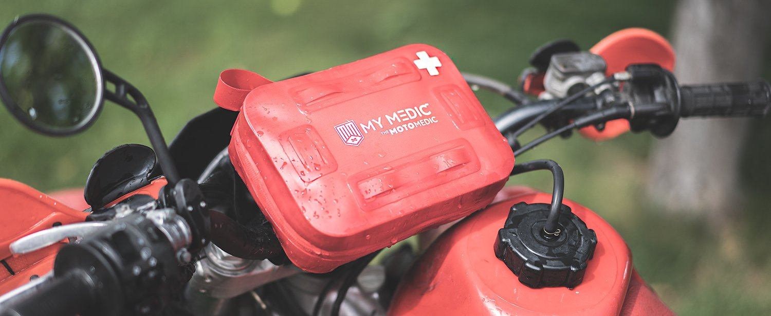 Waterproof overland first aid kit by My Medic give guarantee you worry-free road trip