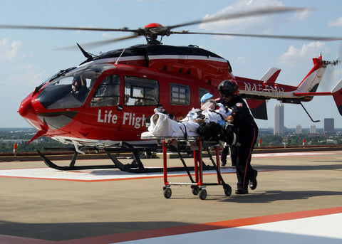 air ambulance - mymedic - first aid - first aid kit - trauma kit - adventure medical kits