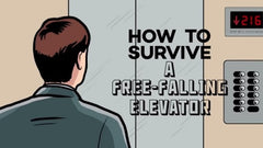 survive a falling elevator - mymedic - my medic - best first aid kit - medic kit - trauma kit