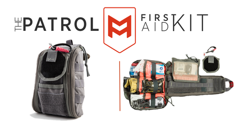 MyMedic - The Patrol - Trauma First Aid Kit